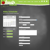 Abby Scheduler